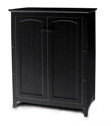 Catskill Craftsmen 89036 Storage Cabinets Furniture Black